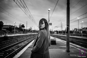 Giuseppe De Angelis is a lifestyle photographer from Latina