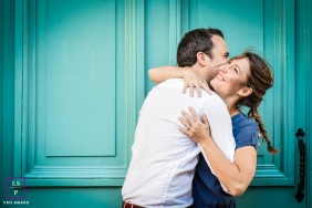 Lyon Lifestyle Couple Portraits - Auvergne-Rhone-Alpes photography - Couple in Love