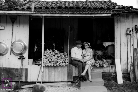 Couple Photography in Santa Catarina   Image contains: mature, older, parents, grandparents