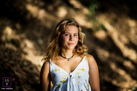 Teen Photographer in San Francisco   California Lifestyle Image contains: Beauty in the lovely light