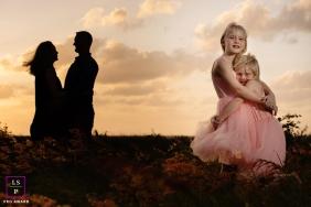 Key WestFlorida Family Silhouettes | Lifestyle portraits at sunset