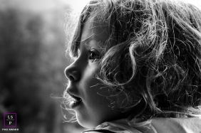 France Amandine Fenix lifestyle portrait of a young Dreamy girl