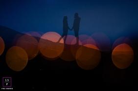 Minas Gerais - Brazil | Bokeh couple portrait