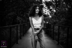 Auvergne-Rhone-Alpes lifestyle teen portrait session