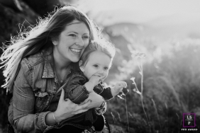 Pyrenees-Orientales Occitanie Mother & daughter, family lifestyle session