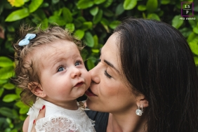 Campo Grande Creative Lifestyle Portrait image showing the love of Mommy scent