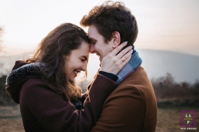 Ain Lifestyle Couple Photographer created this artistic portrait showing we should Laugh and love each other like a couple