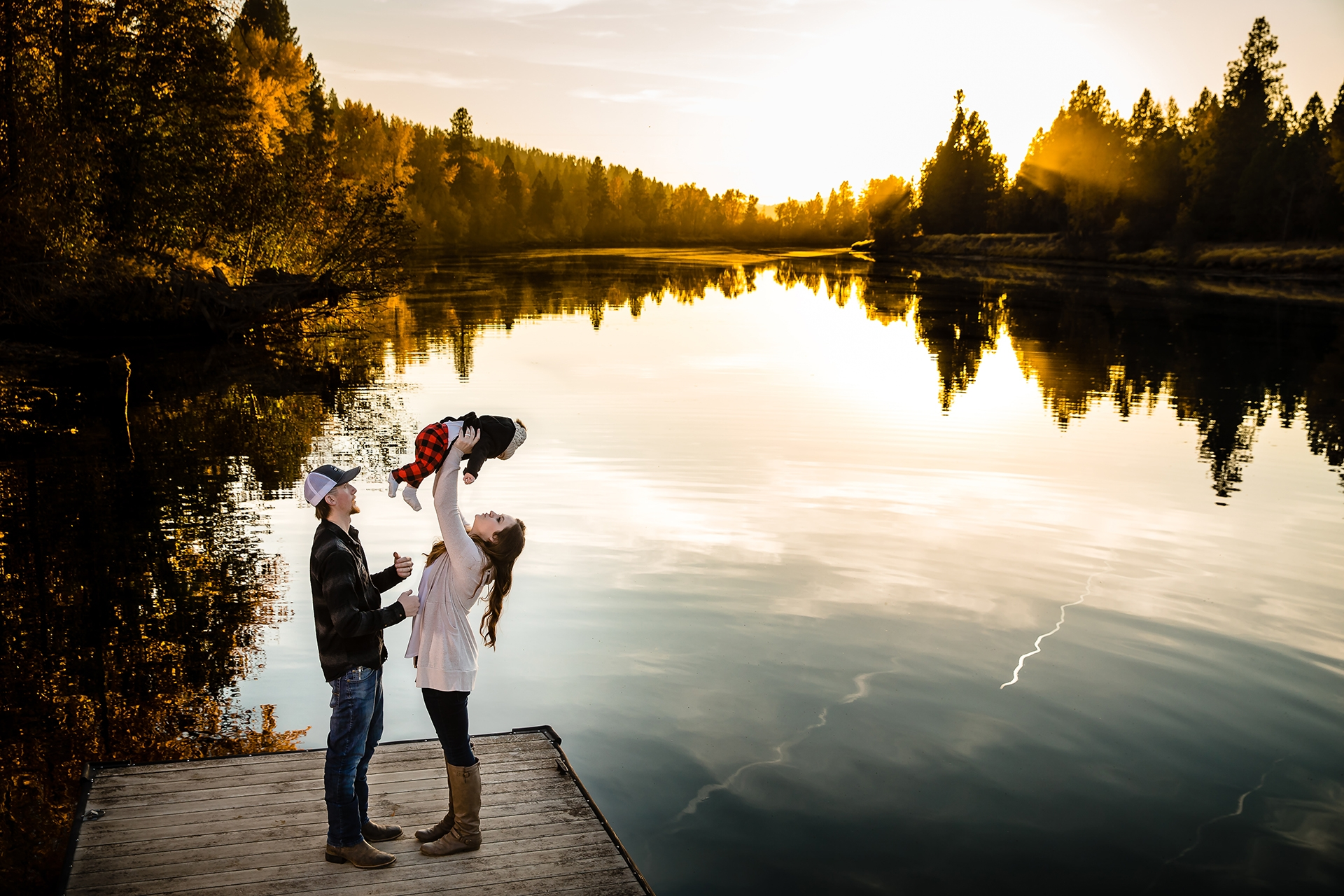 Wedding Photographer Jerome Pollos of Idaho, United States