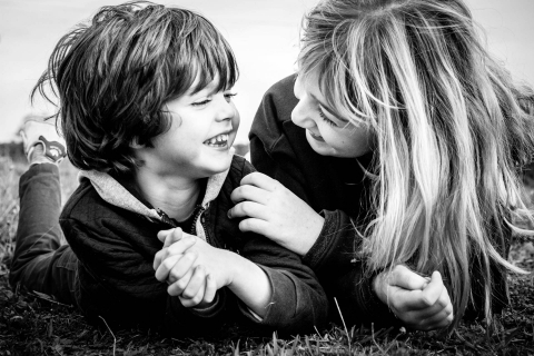 Artistic France Lifestyle Photography of mom and child as They share a minute of complicity