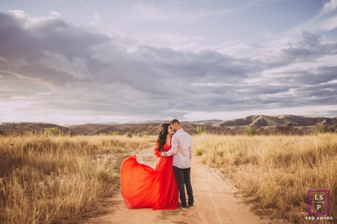Couple Photography in Brazil | Minas Gerais Lifestyle Portrait: Together in one way