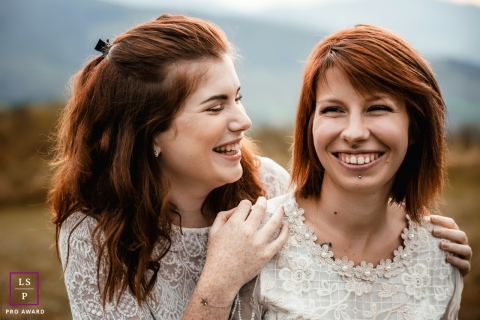 Ain lifestyle photoshoot | Auvergne-Rhone-Alpes image of A moment of laughter
