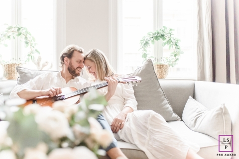 Oslo Norway Lifestyle Photography | When you have two kids and still so much love for each other