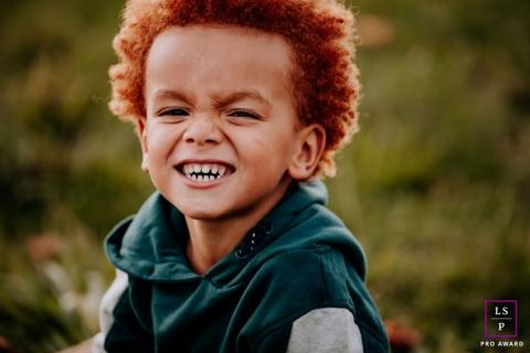 Artistic Auvergne-Rhone-Alpes Lifestyle Photography of a Little wild boy