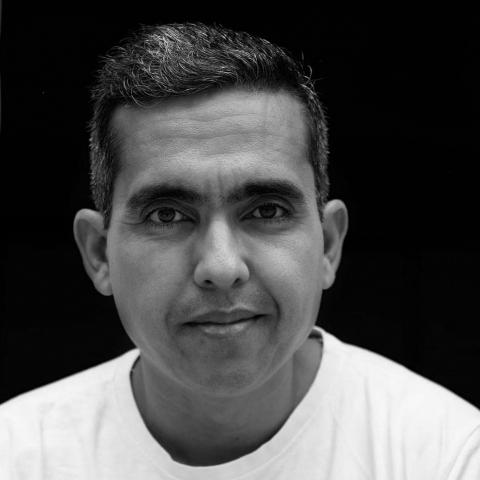 Portrait of Rio de Janeiro lifestyle photographer André de Castro