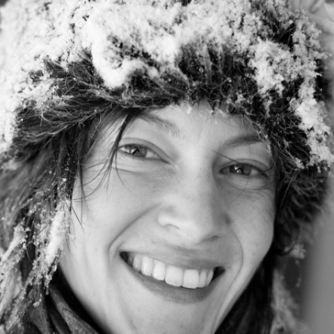 Portrait of Caterina Errani, Ravenna Lifestyle Photographer