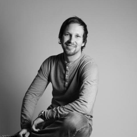 Portrait of Laurent Brisson, Strasbourg Family Lifestyle Photographer